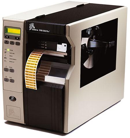 Zebra 110Xi III Plus Yazıcı